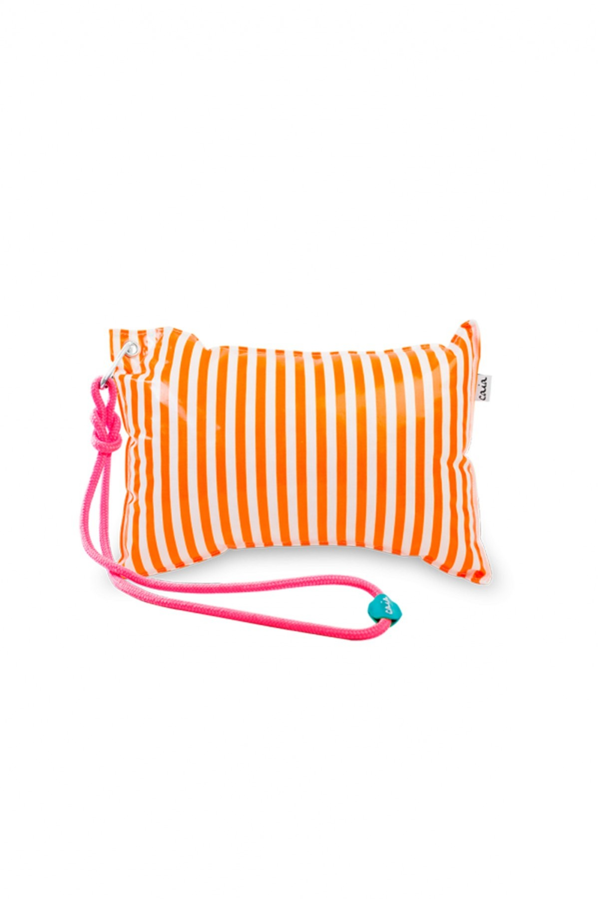 Caia Tangerine - Beach Pillow