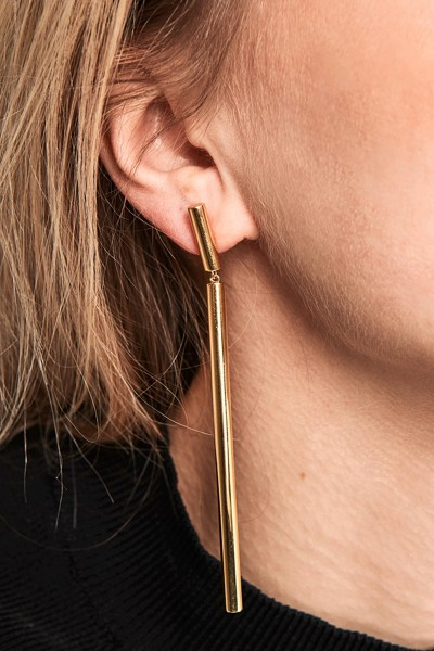 GRACE GOLD EARRINGS - P D PAOLA