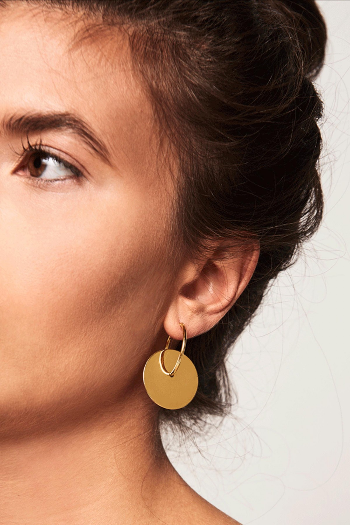 AMULETTO GOLD EARRINGS - P D PAOLA