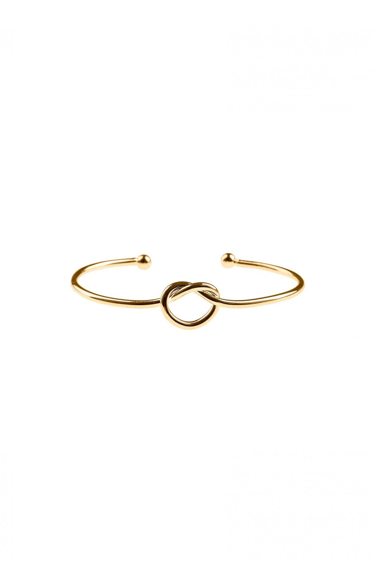 Simple Knot Cuff