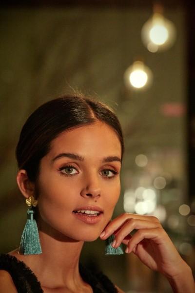 Dancefloor Earrings