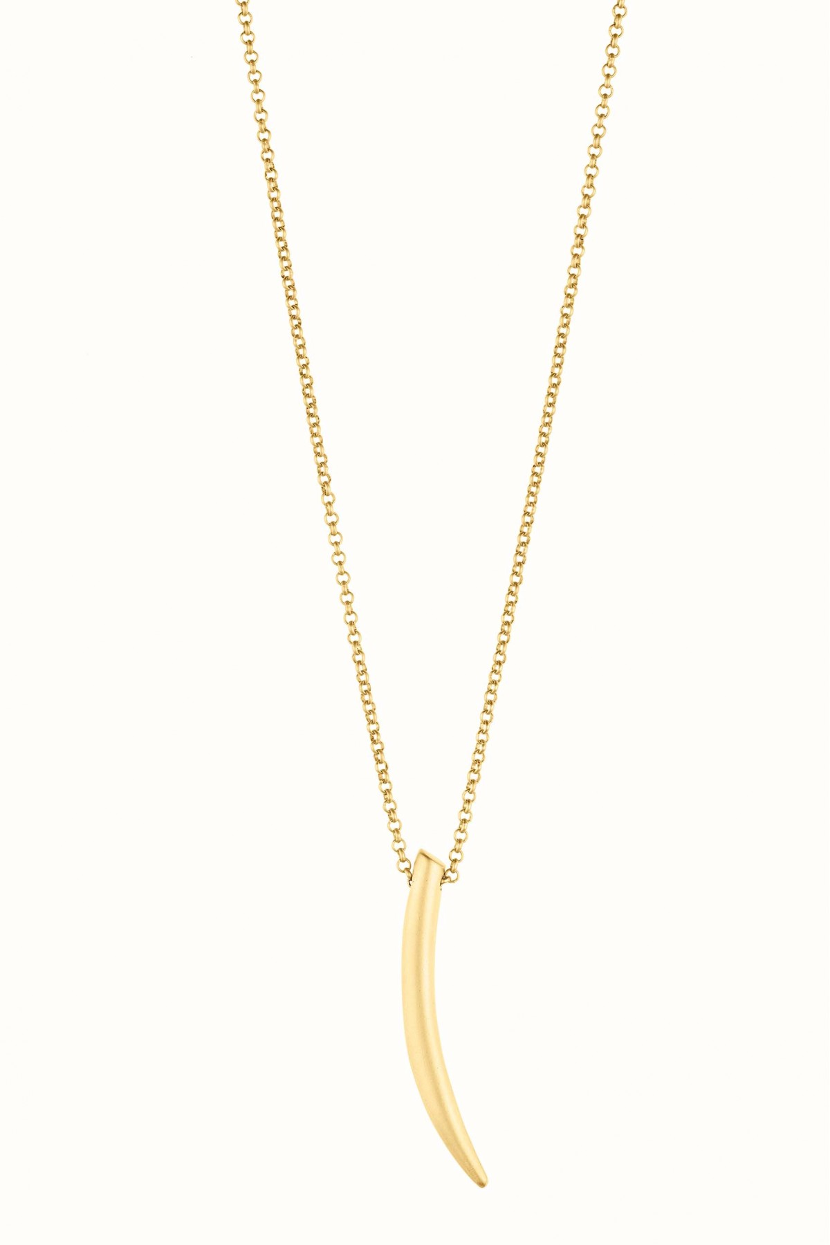Bing Tusk Necklace