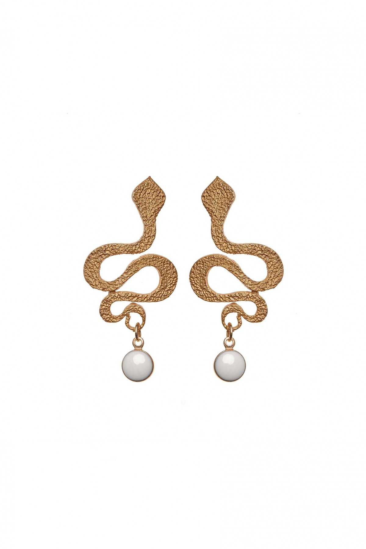 Smart Snake Earrings