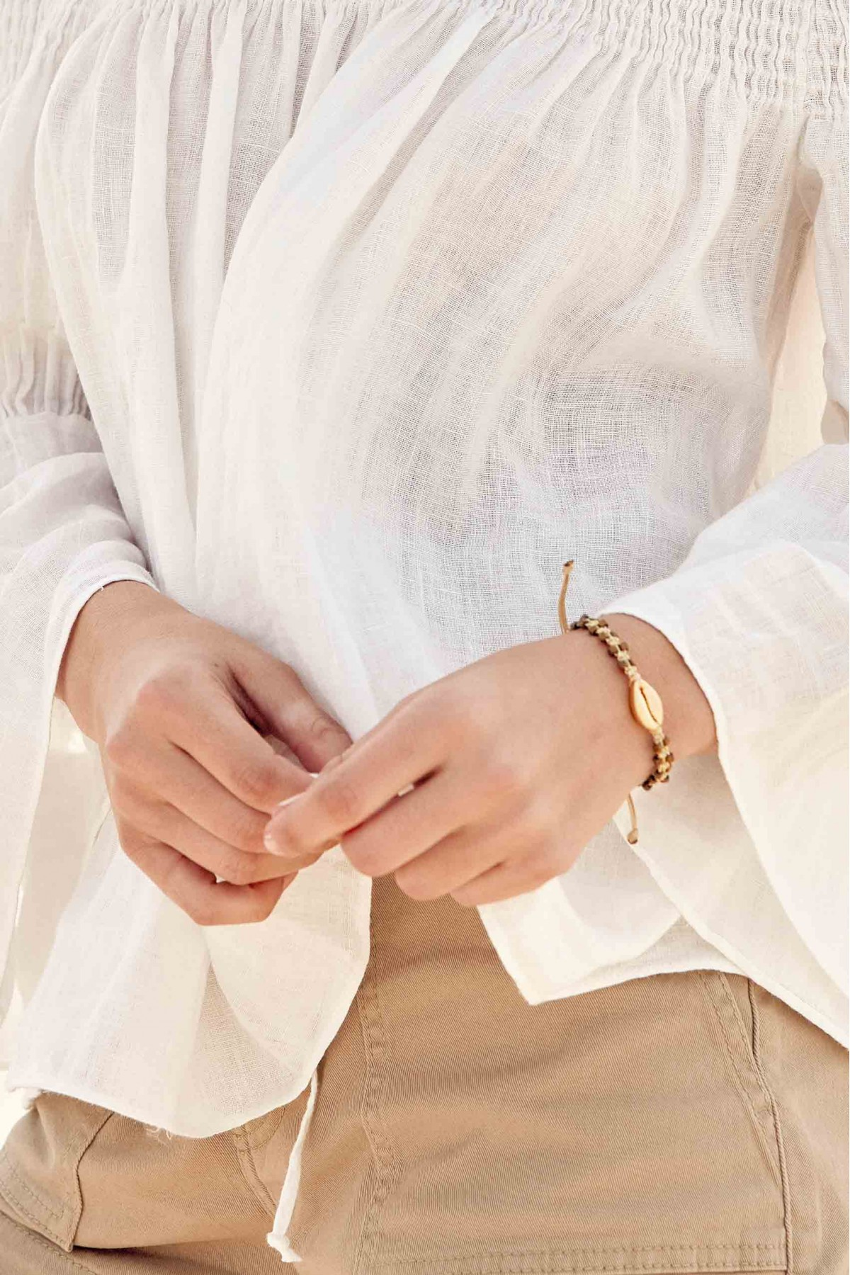 Ishikawa Bracelet