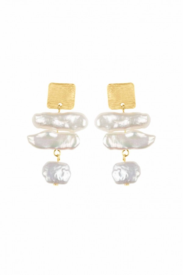 Matisse Pearls Earrings