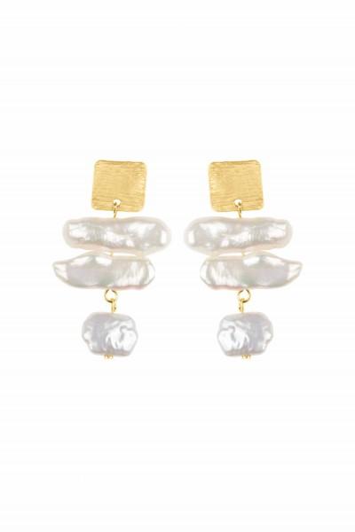 Matisse Pearls Earrings