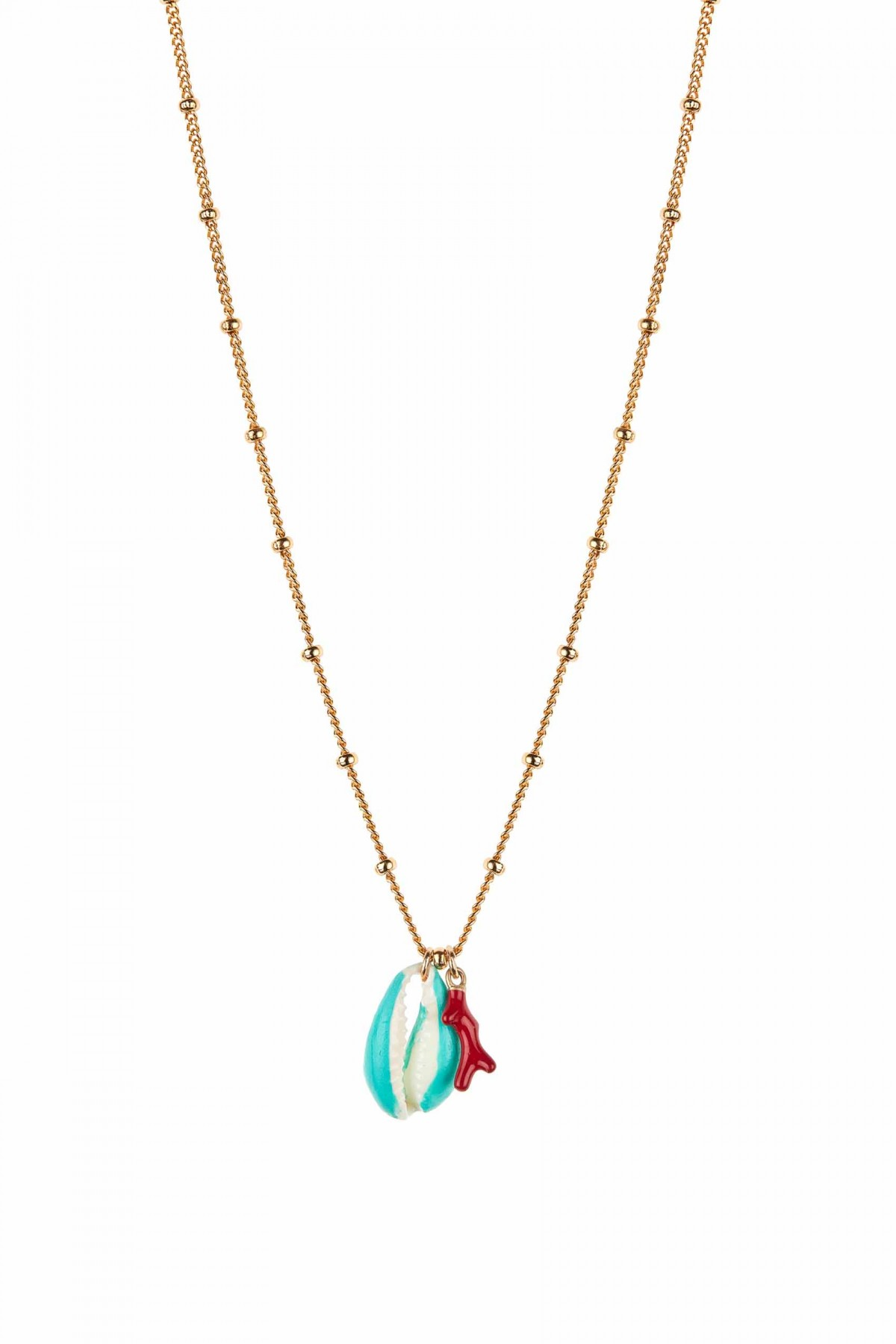 Beso Necklace