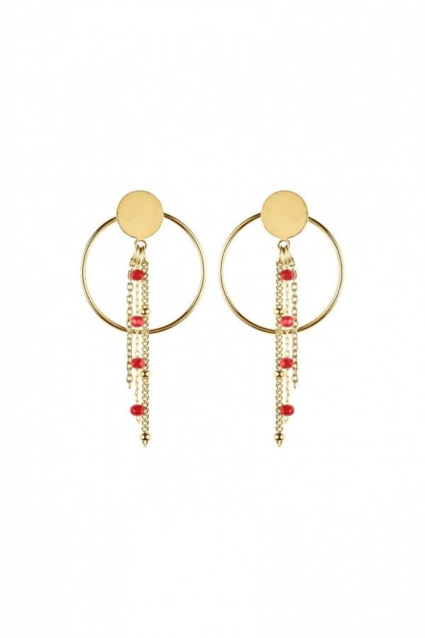 The Fringe Earrings