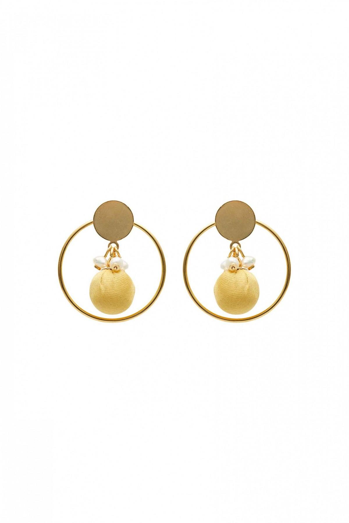 Inner Silk Earrings