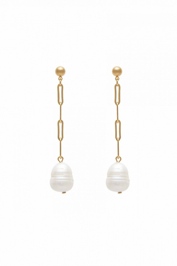 Kendall Pearls Earrings
