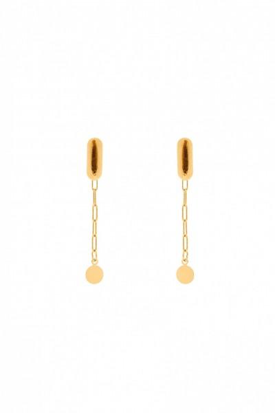 Kendall Circle Earrings
