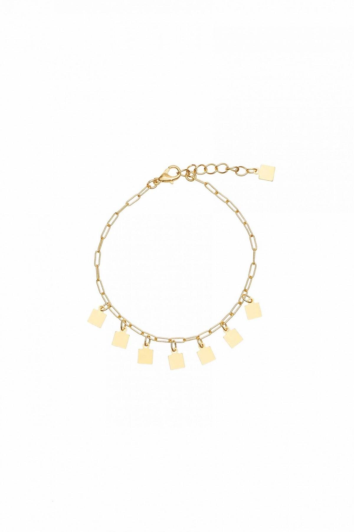 Kendall Squares Bracelet