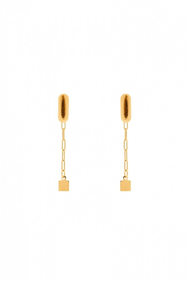 Kendall Squares Earrings