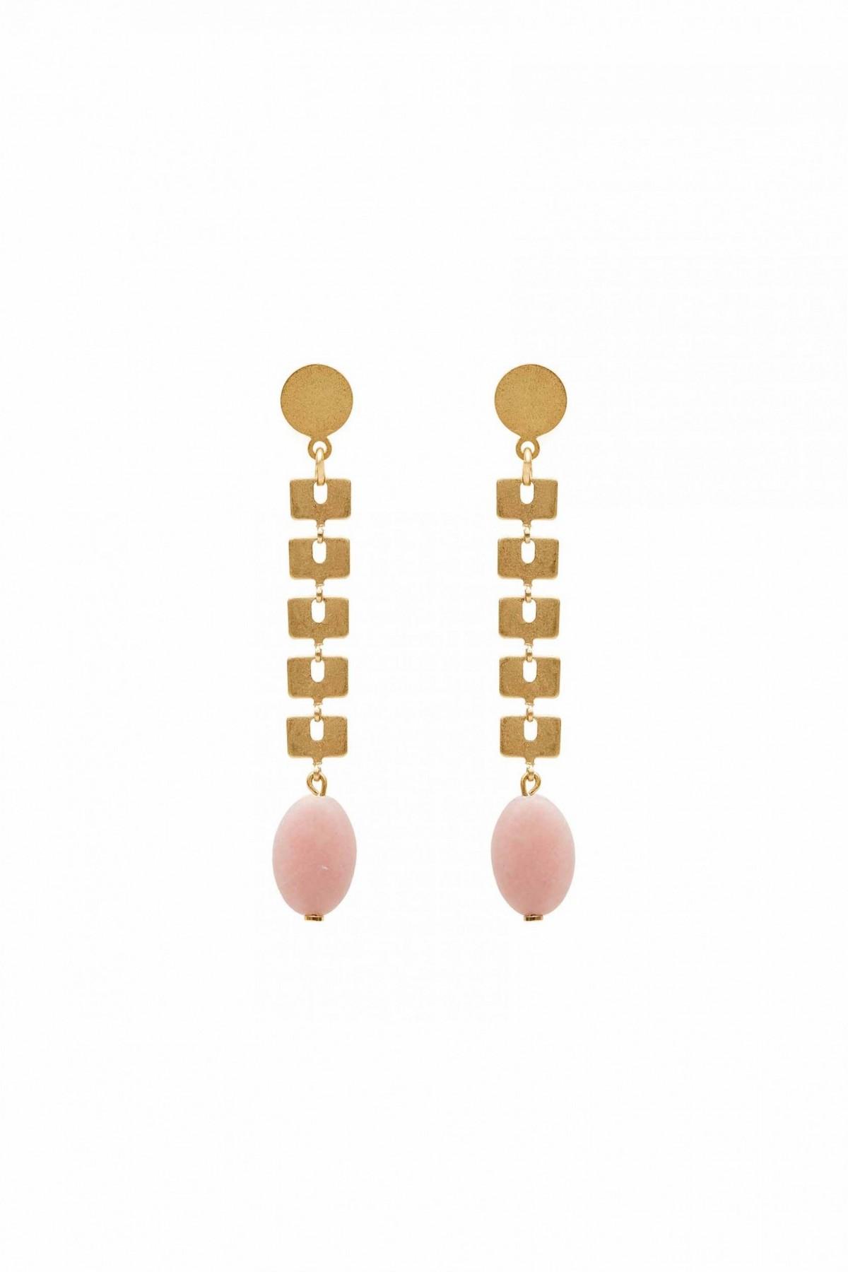 Basel Stone Earrings