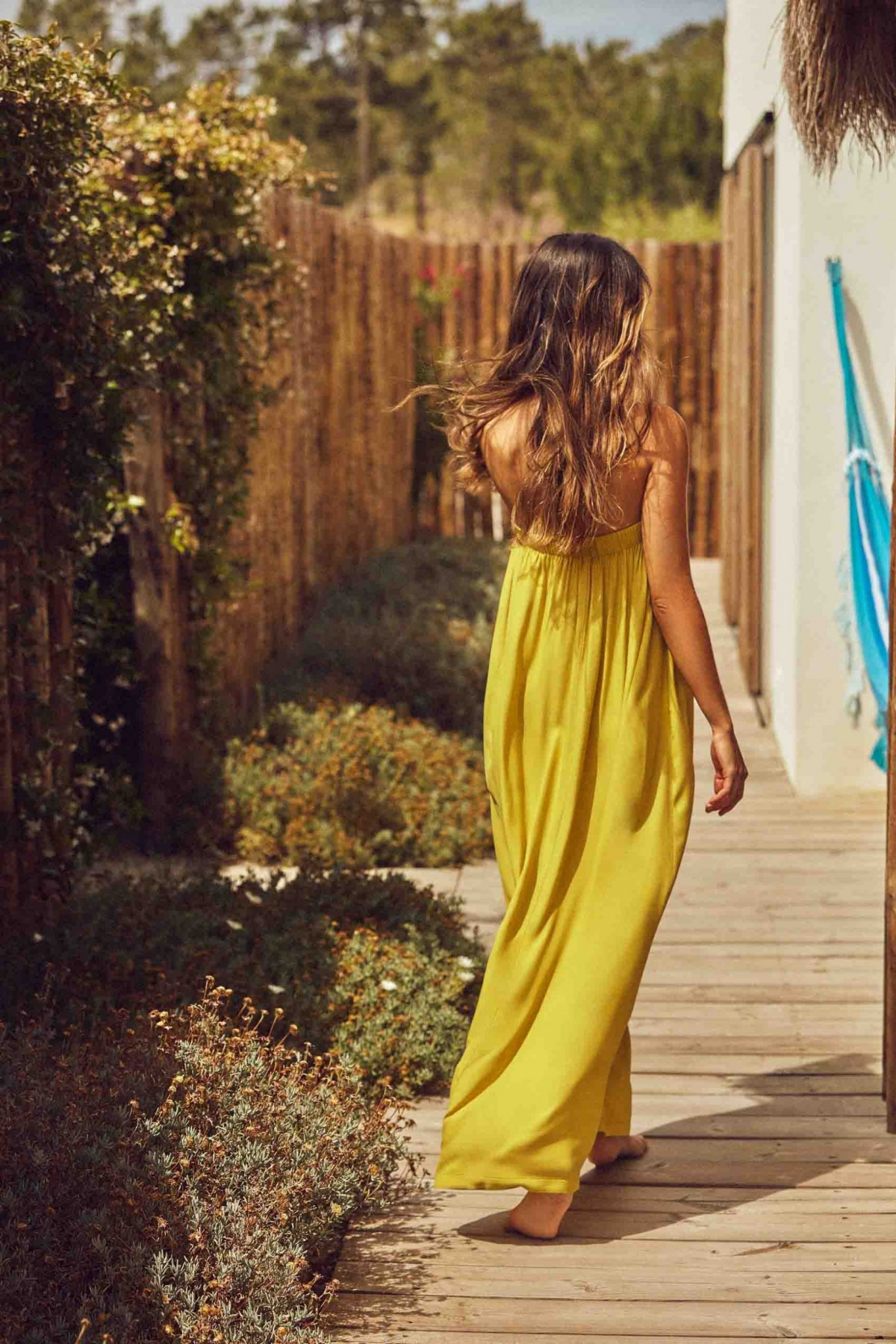 Comporta Maxi-Dress