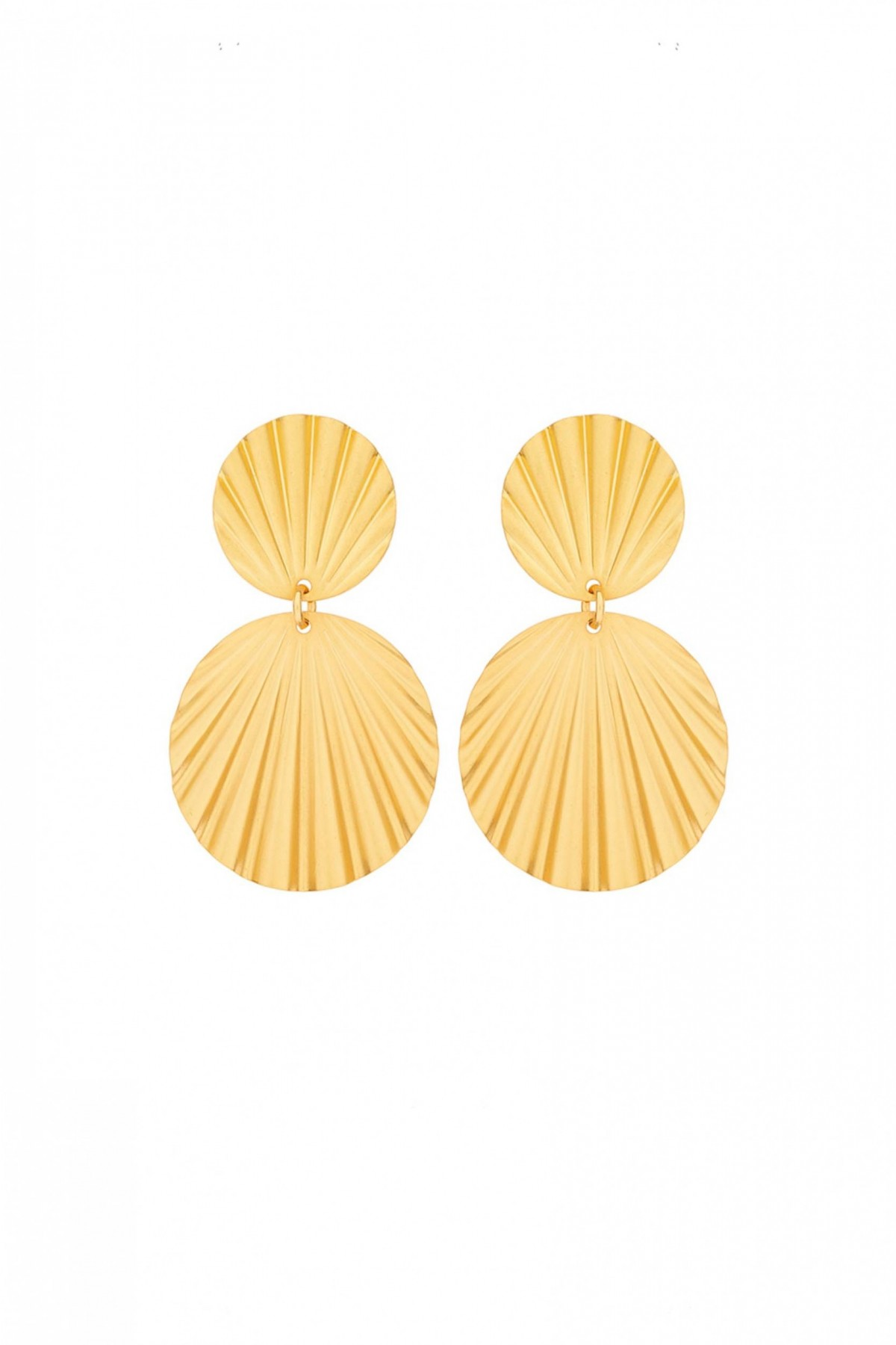 Double Sunshine Earrings