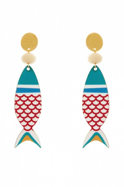 Torreira Earrings