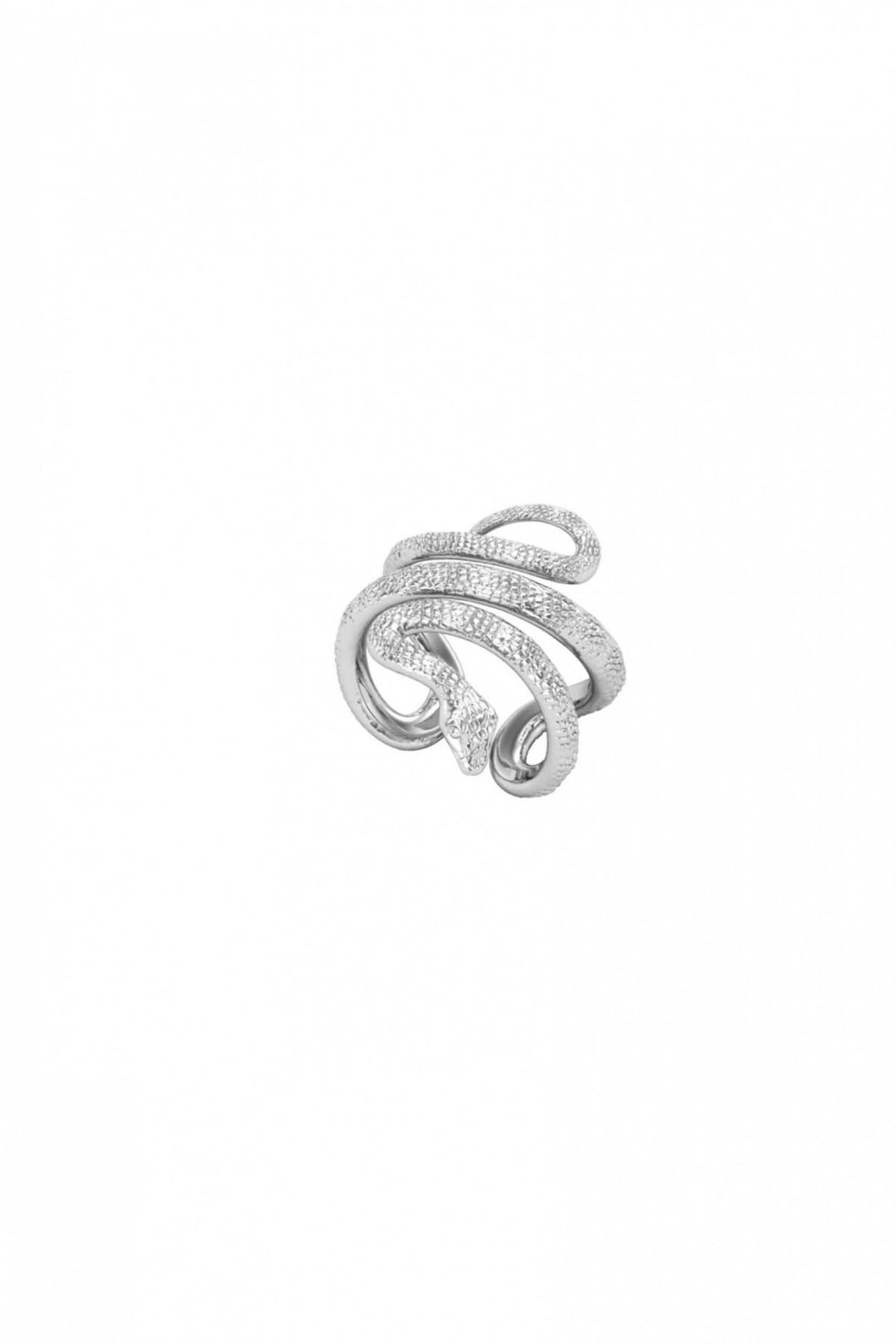 Anel Cleo Snake