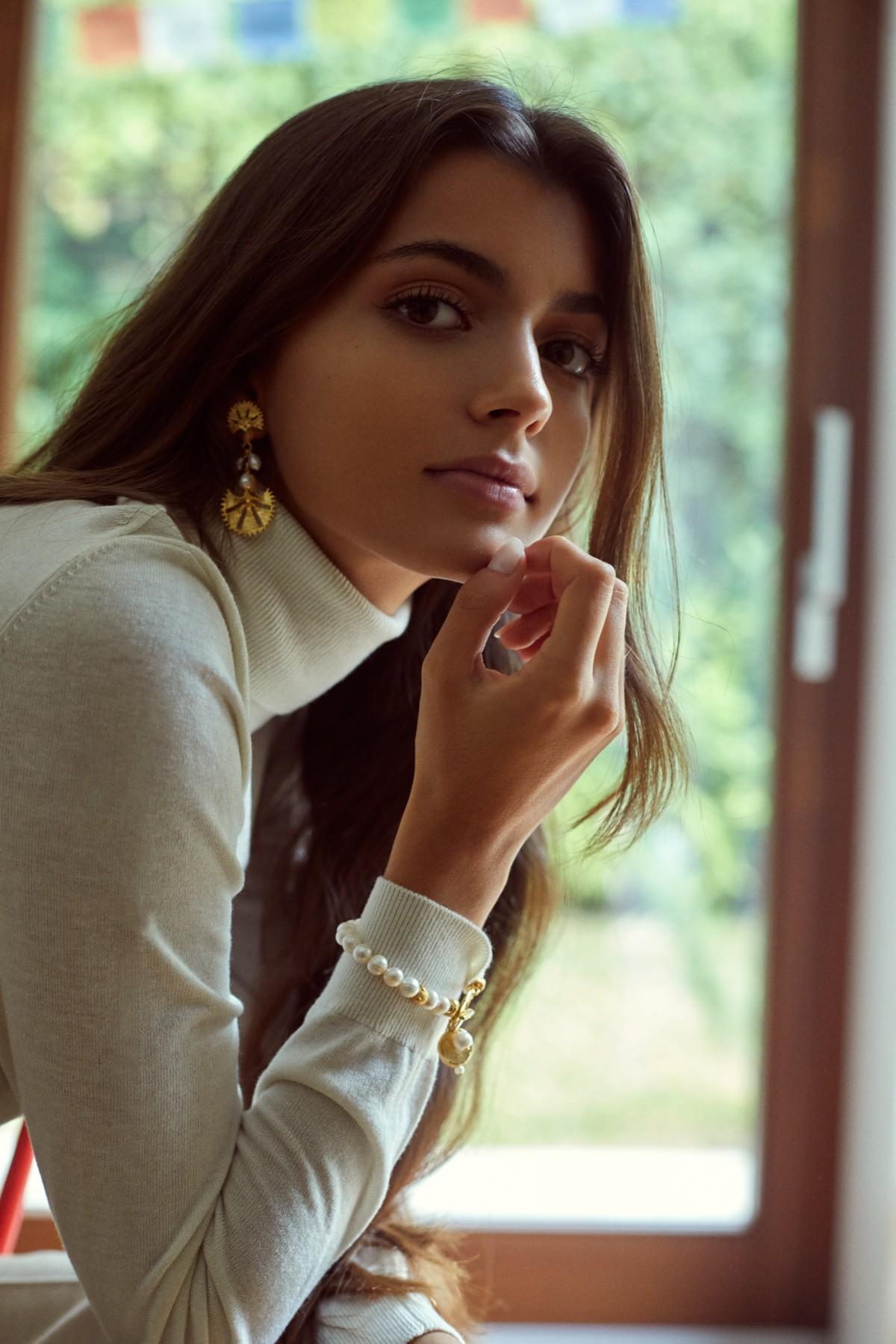 Daria XL Earrings