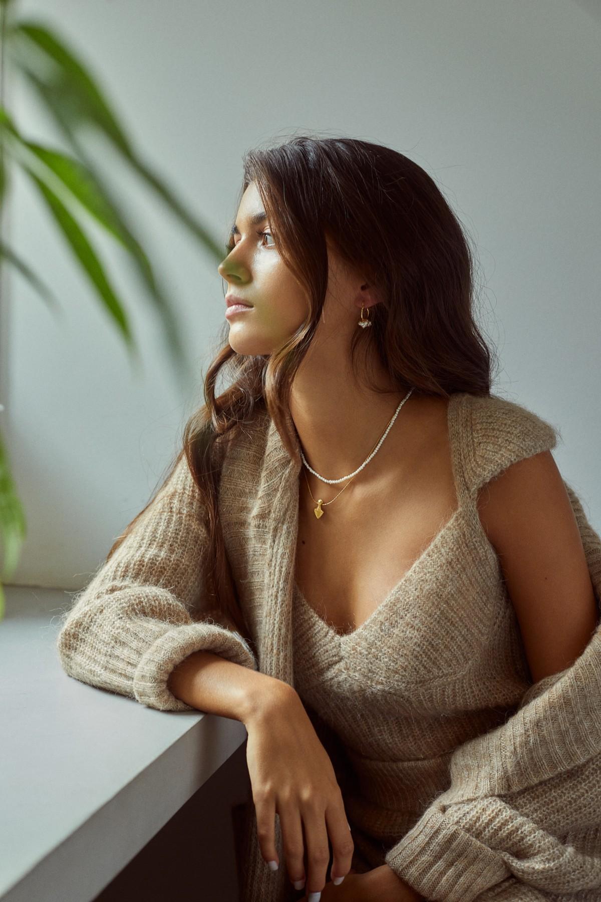 Daria Pearls Necklace