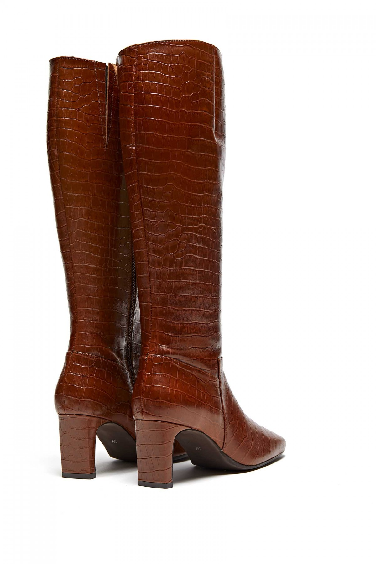 Anine Camel Boots