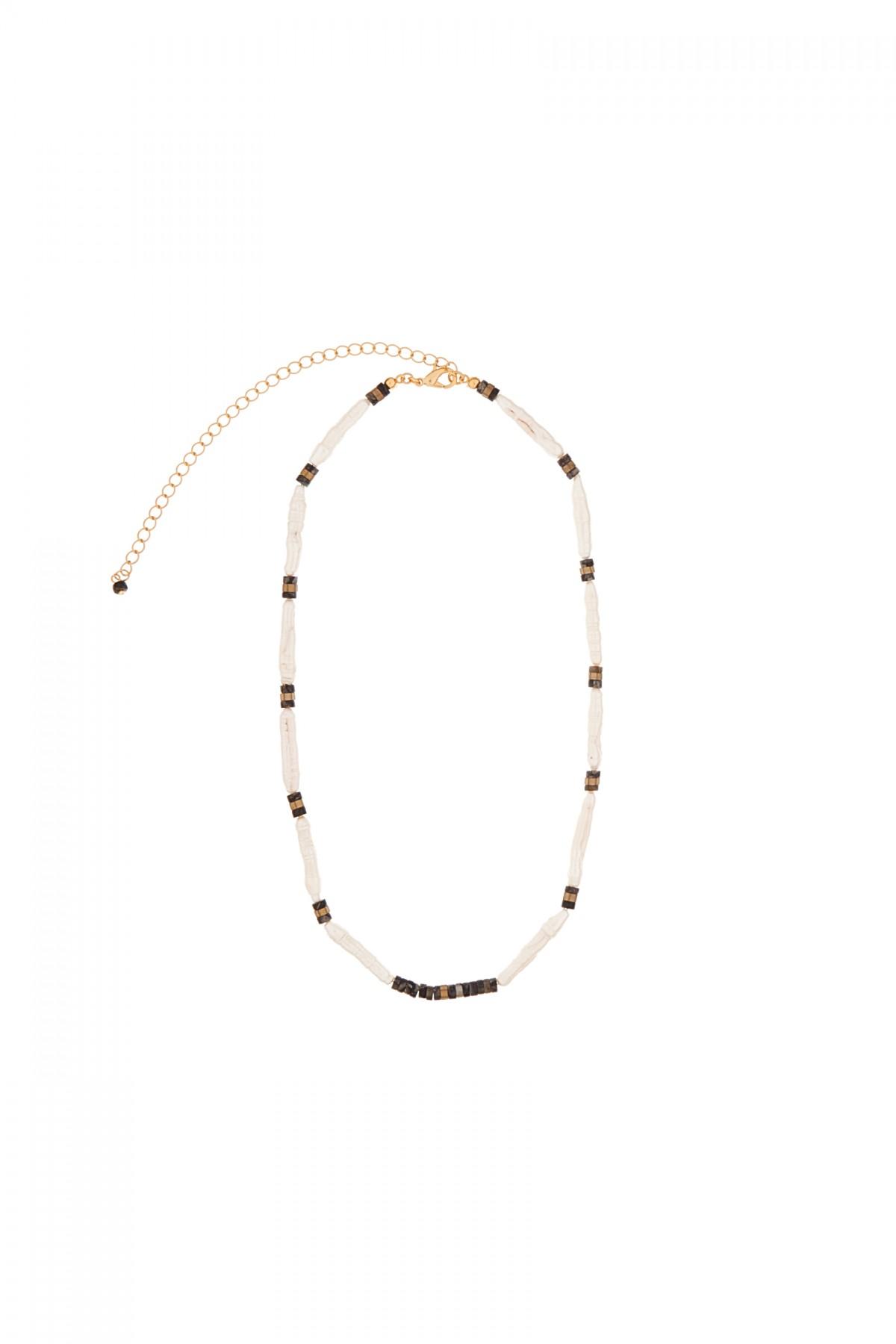 Colar Ethnic Pearls