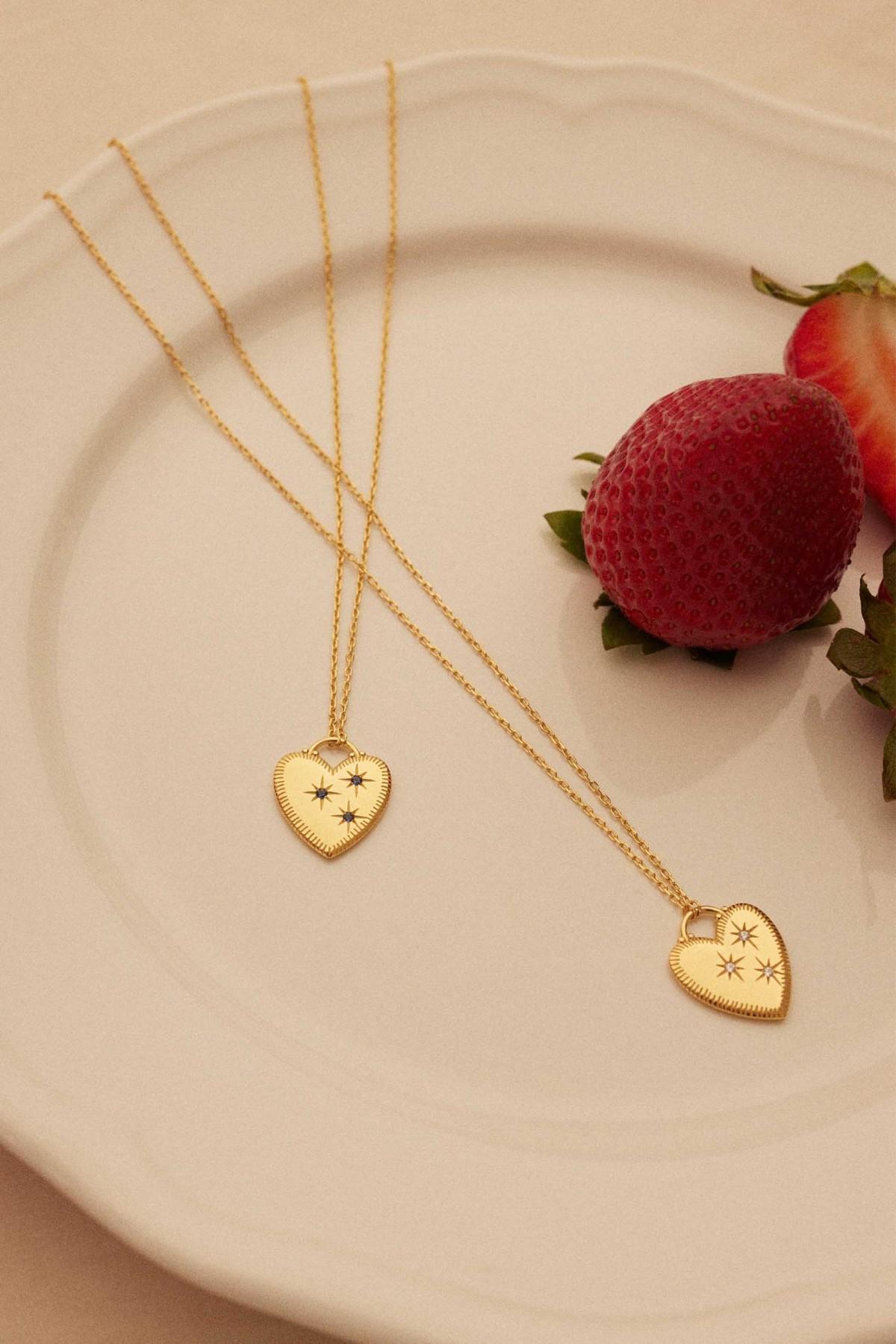Modern Love Necklace