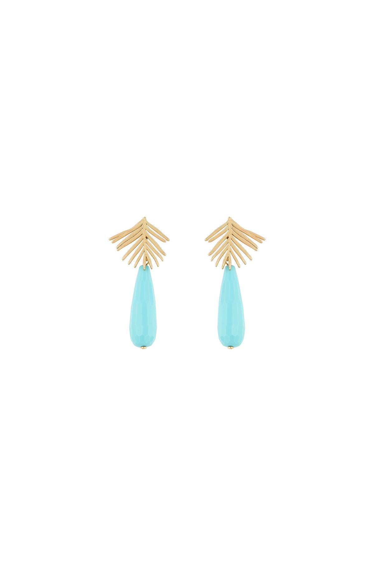 Med Pinus Earrings