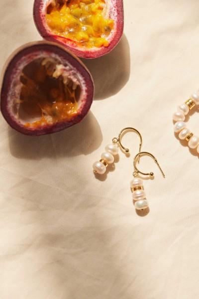 Aline Pearls Earrings