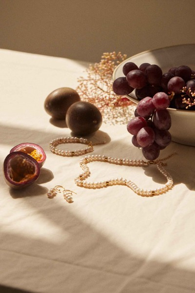 Aline Pearls Bracelet