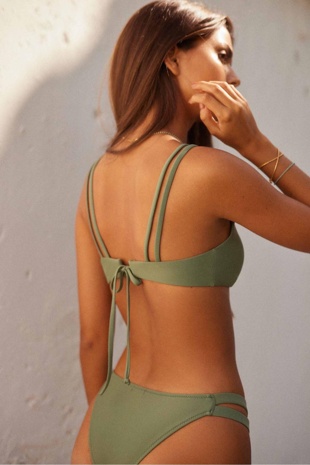 Macarella Army Bikini