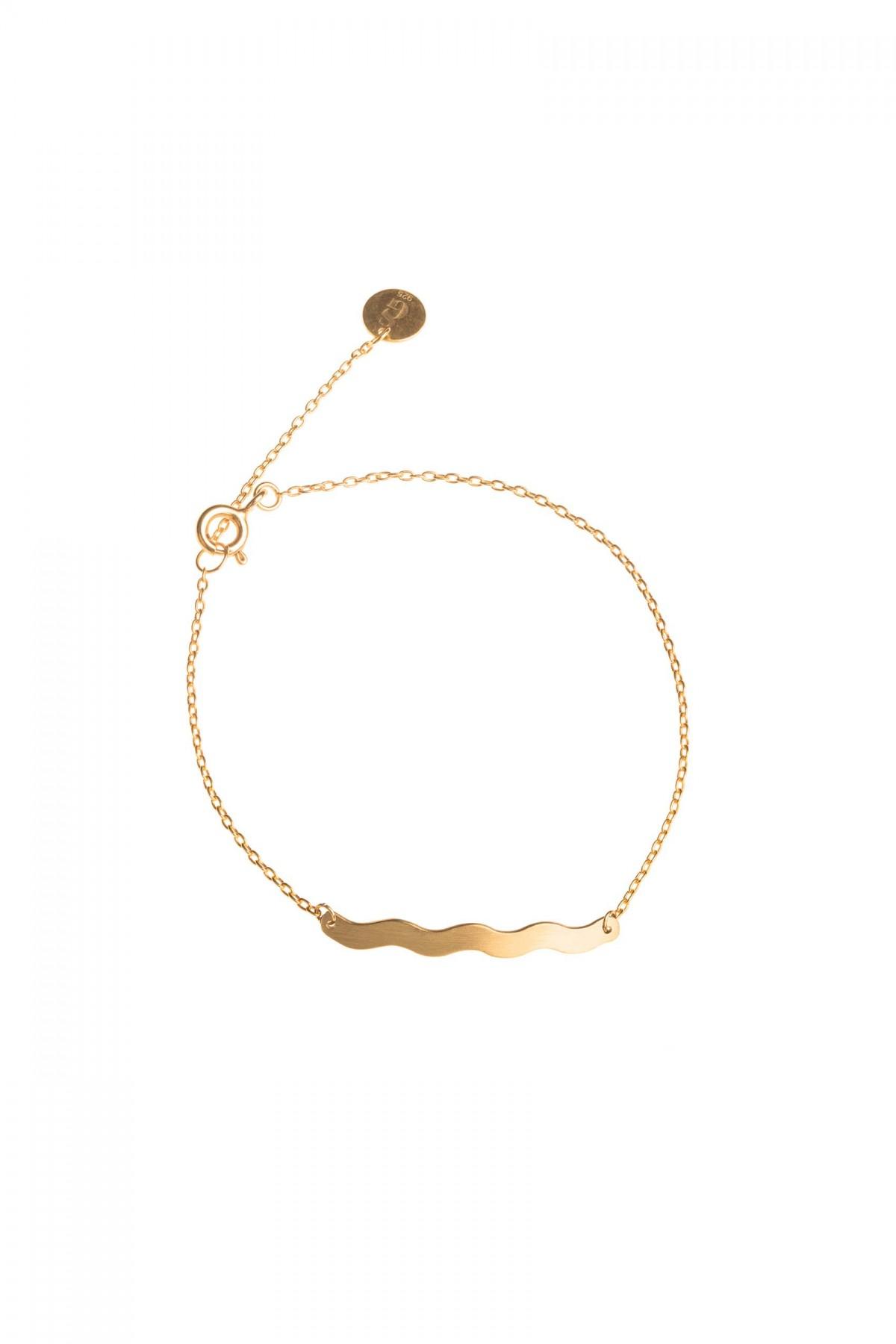Wave of Life Bracelet
