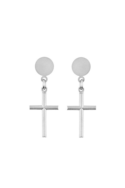 The Cross Earrings