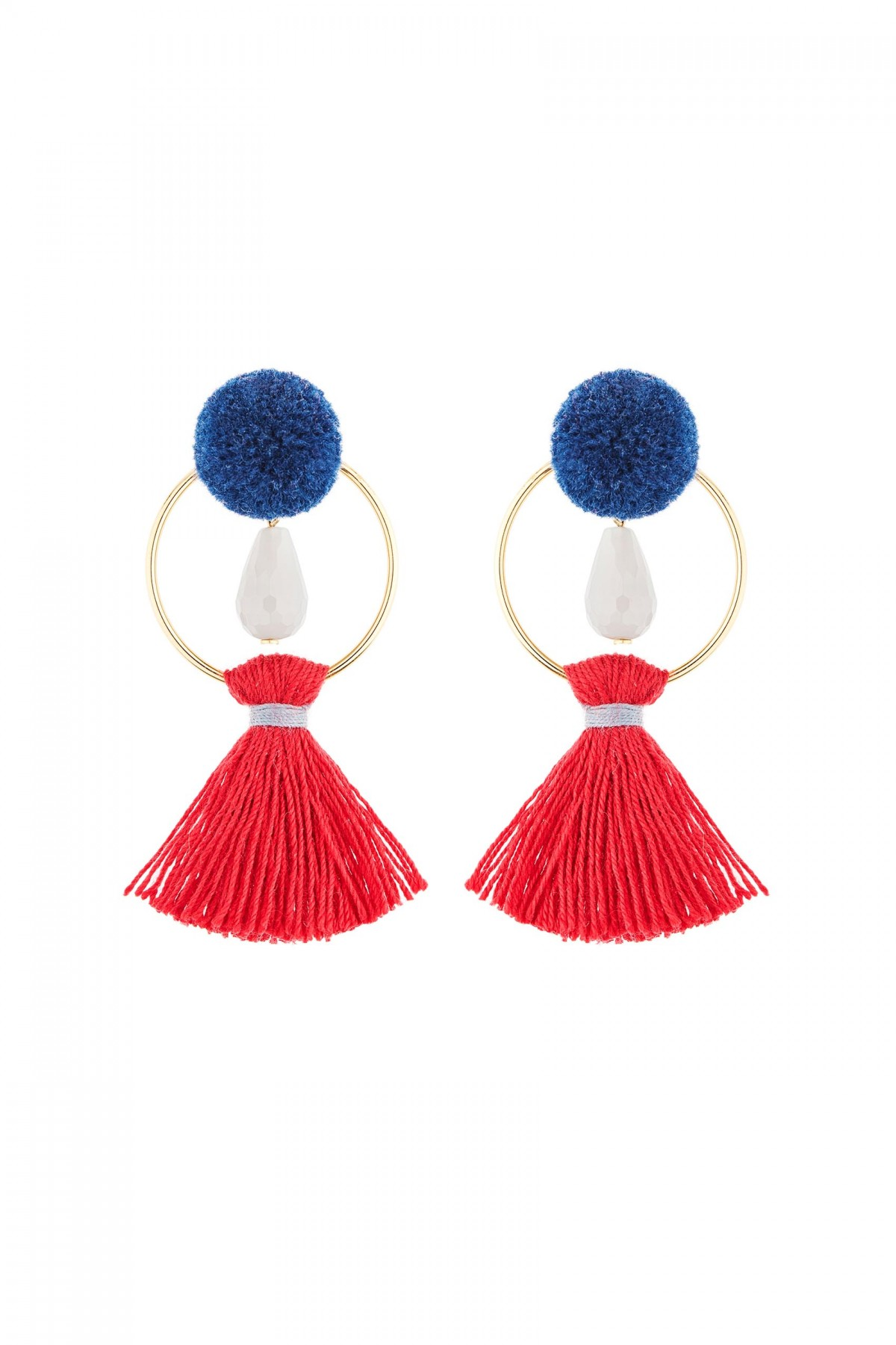 Rooftop Earrings