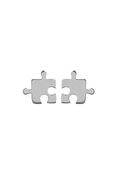 Puzzle Earrings